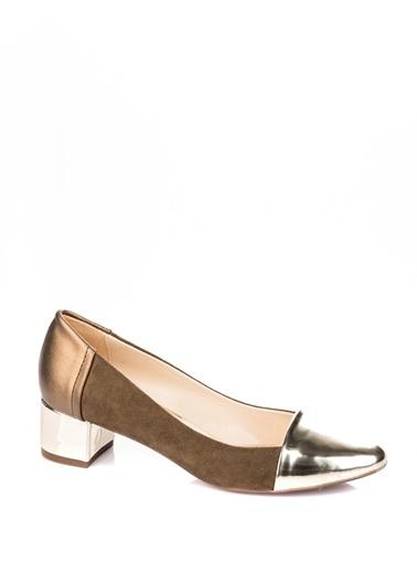 Elle - Kısa Topuklu Klasik Ayakkabı